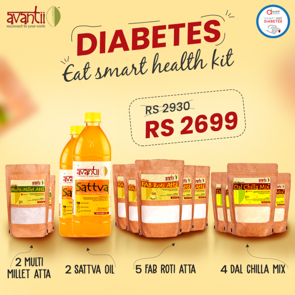 Diabetes - EatSmart Health kit