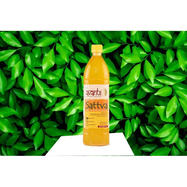 Sattva Classic Wood-pressed Blended Oil